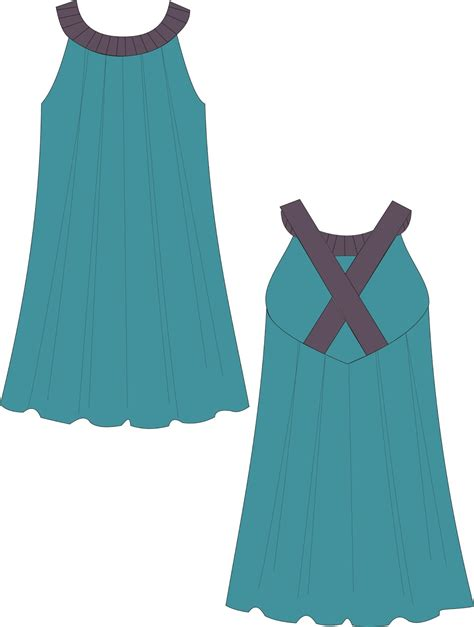 design dress corel draw fmds design communication and technology fashion cad