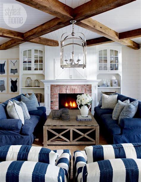 Coastal Themed Living Room by Coastal Style Livingroom Favething