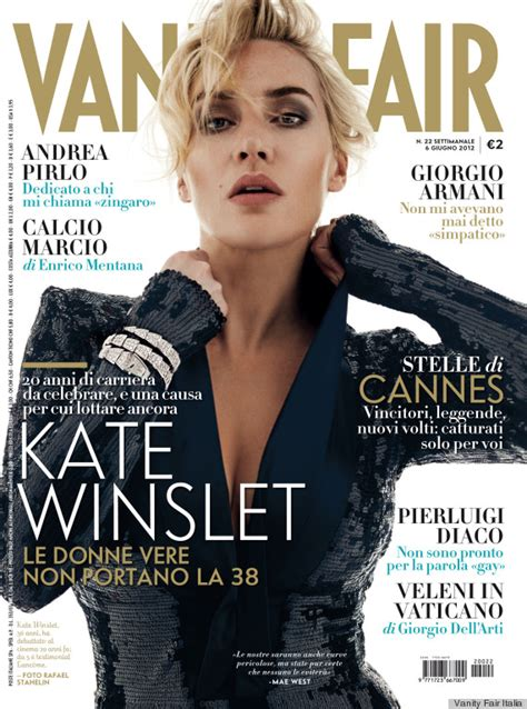Kate Winslet Vanity Fair by Kate Winslet To Vanity Fair Italia I Am Sincerely