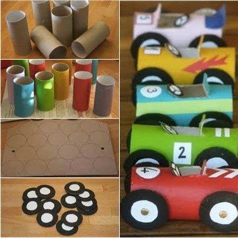 pistola en material reciclable reciclar carton rollos de papel notas la biogu 237 a