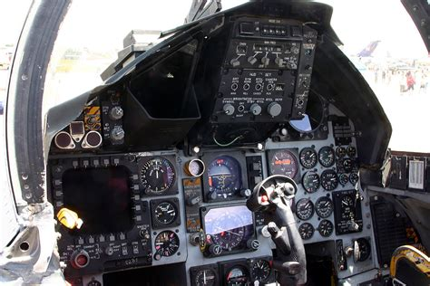 """test pilot: """"F-35 can't dogfight"""" - Page 37 F 15 Cockpit"""