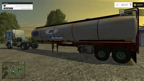 Petroleum Ls by Trailer V 1 0 Farming Simulator 2017 Mods Farming
