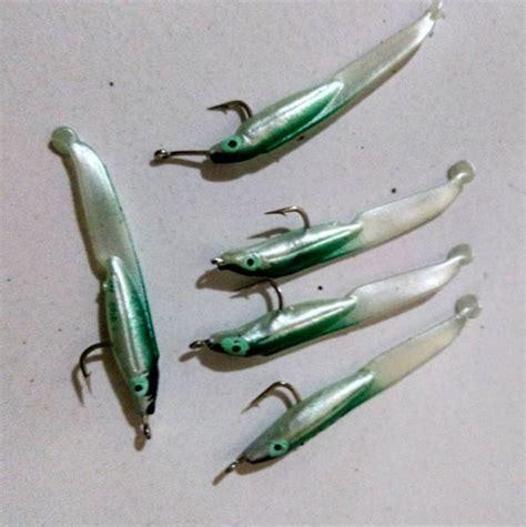 Pancing Kecil jual umpan pancing buatan ikan kecil sudah ada mata kail