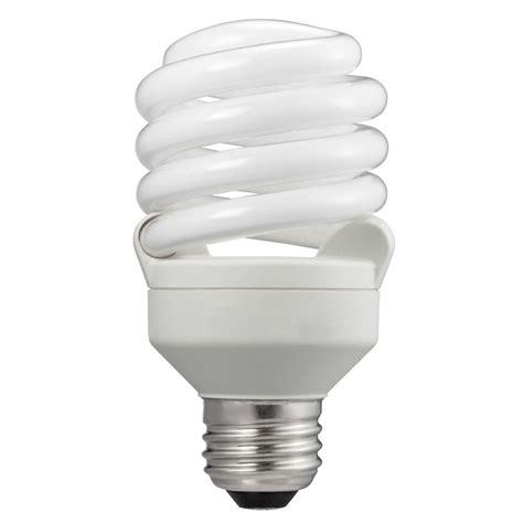 Lu Philips Spiral 18 Watt philips 75w equivalent soft white t2 spiral cfl light bulb