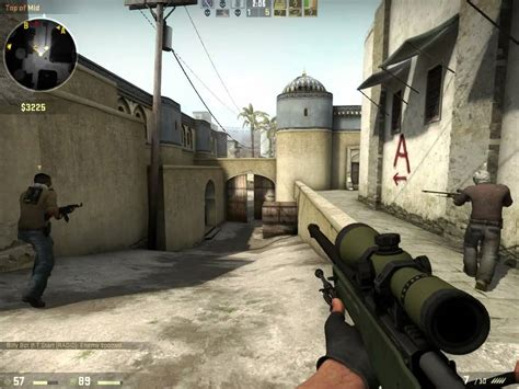 1ft 2cs 8ce counter strike global offensive gameplay dust 2 hd