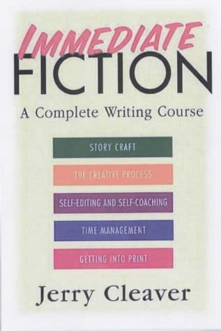 what does an immediate review of a textbook section involve jerry cleaver immediate fiction a complete writing