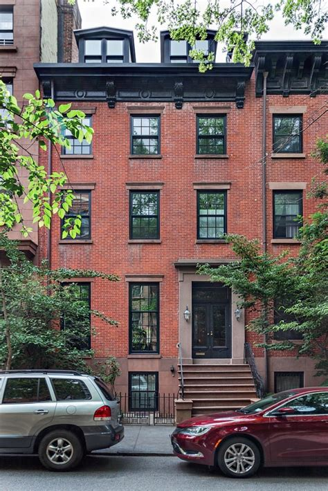 Townhouse Or House Townhouse Brooklyn Heights Baxt Ingui
