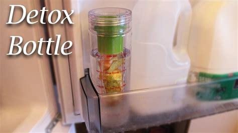 Detox Drink Test Purple Bottle by Detox Bottle Test