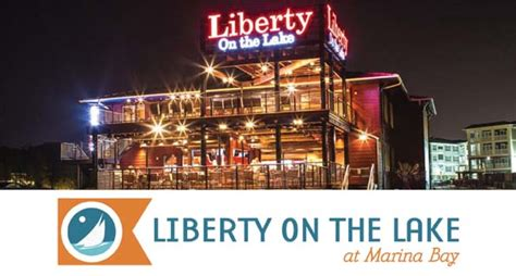 liberty tap room on the lake eat marina bay sc