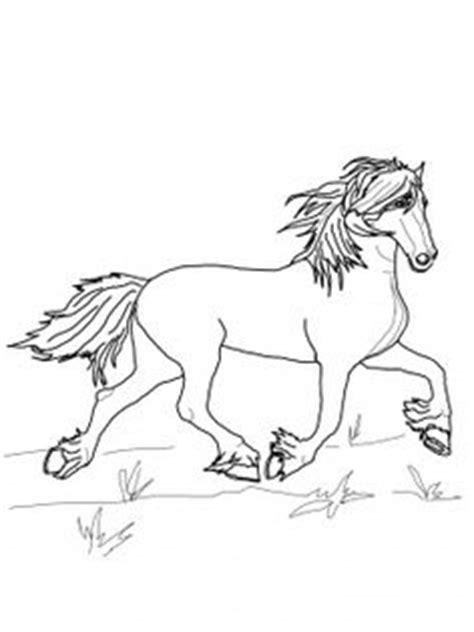 miniature horse coloring page miniature horse coloring pages sketch coloring page