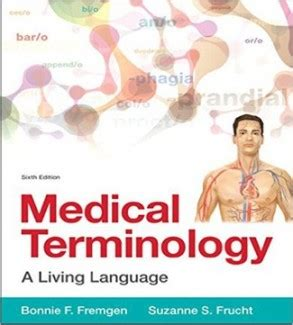 terminology a living language 7th edition books terminology a living language 6th edition fremgen