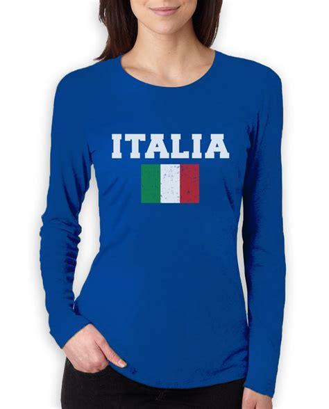 Tshirt Italia italia flag sleeve t shirt world cup 2014 italy