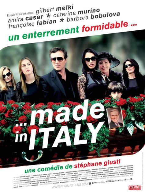 film it italia made in italy 2008 unifrance films