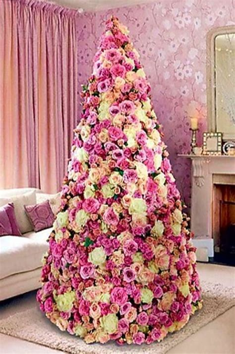 original chriistmas trees paper flowers original tree crafts decorations everything
