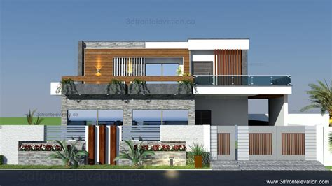 house plans by architects 3d front elevation com home remodeling and renovation of