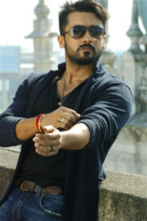 anjaan surya beard style suriya is strikingly stylish in anjaan
