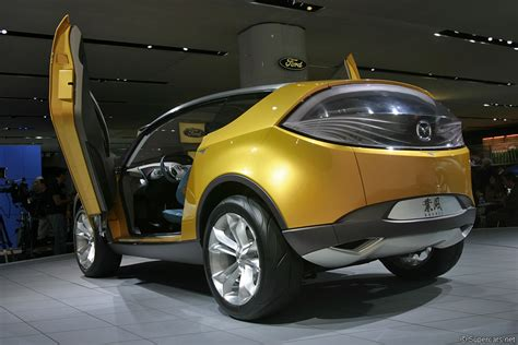2007 mitsubishi prototypex1 supercars net 2007 mazda hakaze concept supercars net