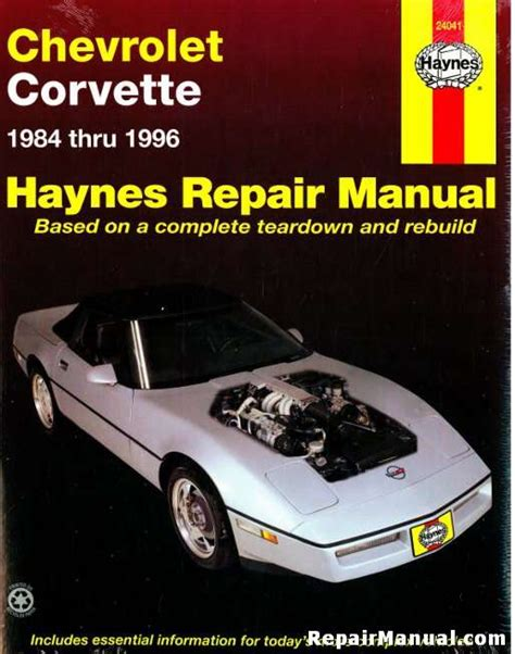 service manual car repair manuals online free 1996 ford explorer electronic throttle control haynes corvette 1984 1996 auto repair manual
