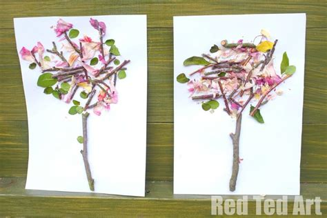 spring projects seasons archives red ted art s blog