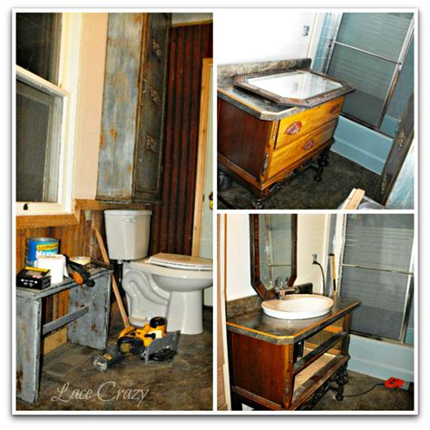 this old house bathroom remodel lace crazy old house bathroom remodel