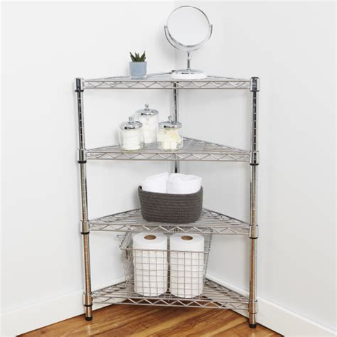 corner shelving unit for bathroom corner bathroom shelf unit best home design 2018