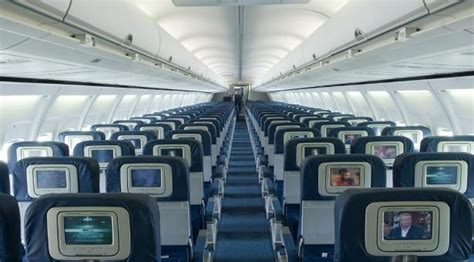 United Airlines 757 Interior by Delta Boeing 757 Interior Fly Interiors