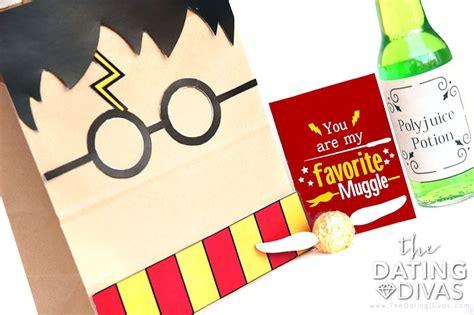 Harry Potter Gift Card - harry potter gift bag the dating divas