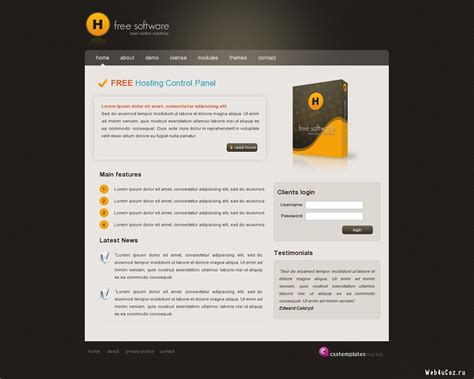 Blog Archives Newsrhino Editor Website Template