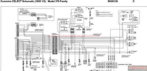 peterbilt wiring schematics for abs diagram of cummins