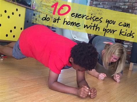 10 easy exercises you actually do with your babble