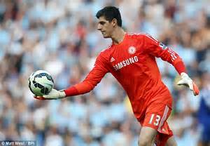 chelsea keeper arsenal chelsea and man united eye transfer of mike