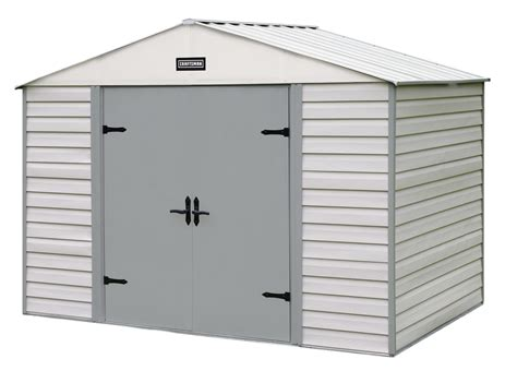 craftsman cvcs    storage shed
