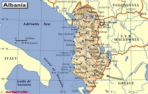 map of albania geometry net basic a albanian history