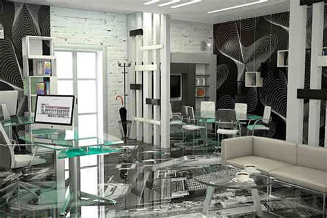technology office decor office design ideas high tech office
