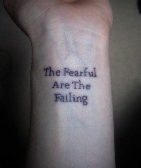 powerful quotes become powerful tattoos 171 pictures