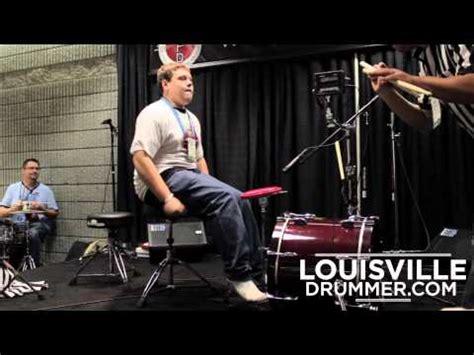 best funky drummer by damien dirk ellis crappy drumset amazing drummer hd doovi
