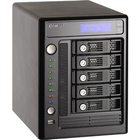 Nas Server qnap ts 509 pro turbo 5 drive nas server