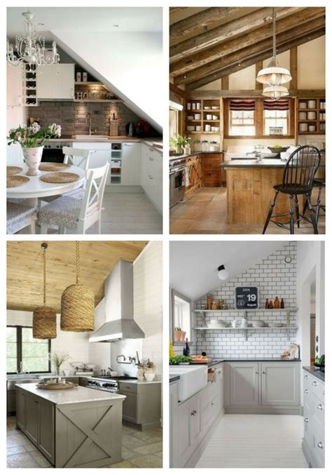 attic kitchen ideas comfydwelling your home decor great photos and diys
