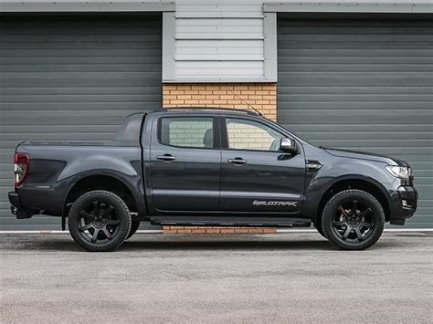 ford ranger wildtrak 2017 sea grey used 2017 ford ranger wildtrak 4x4 dcb tdci for sale in