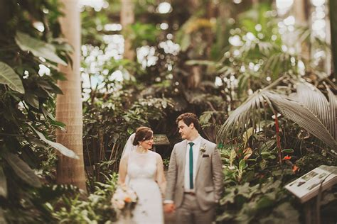 Dc Botanical Gardens Wedding with And Robert S Wedding Reception At Chez Billy K
