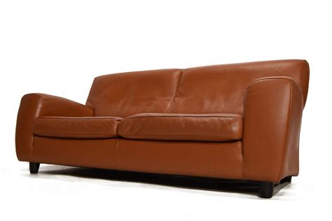 molinari sofa molinari fatboy cognac leather 3 seat sofa catawiki
