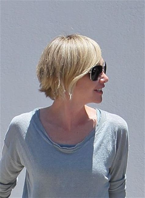 portia haircut portia de rossi short hair cute hair pinterest
