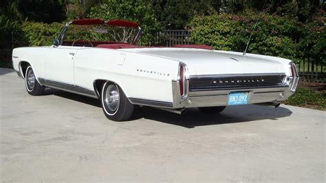 1964 Pontiac Bonneville Convertible by 1964 Pontiac Bonneville Convertible W38 Kissimmee 2015