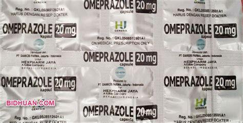 Obat Asam Lambung Generik obat omeprazole 20 mg obat antisekresi untuk mengatasi