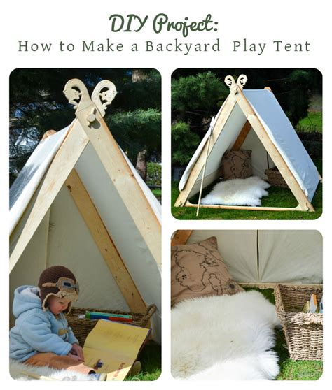 how to build a tent 28 how to build a tent rett blog 20 summertime