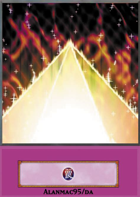 Yugioh Pyramid Of Light by Pyramid Of Light By Alanmac95 On Deviantart