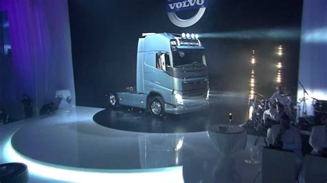 volvo trucks  summary    volvo fh launch event youtube
