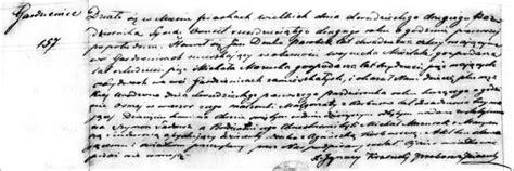 Lublin Poland Birth Records The Birth And Baptism Of Szymon Tadeusz Dańko 1862 Steve S Genealogy