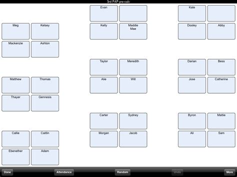 Seating Chart Template seating charts are now a no limits on learning