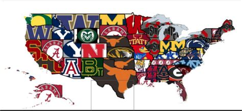 Football Names For Mba Students by Reddit Poll Names Most Hated College Football Team In